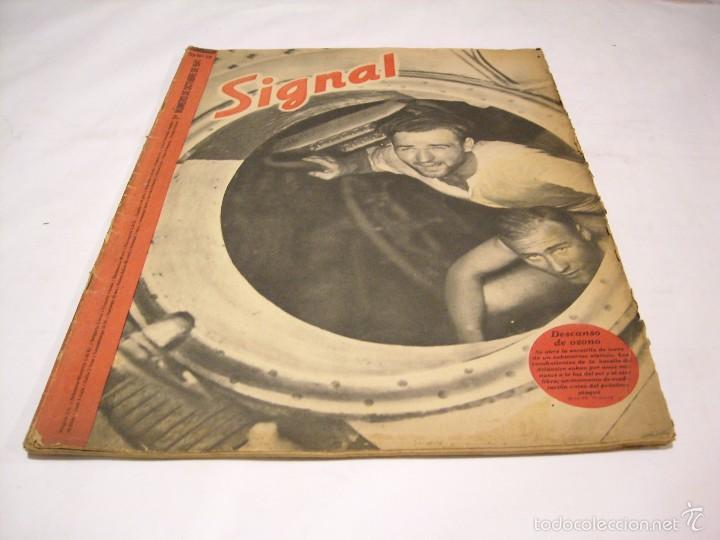 Militaria: Signal; lote de cinco revistas - Foto 3 - 58013532