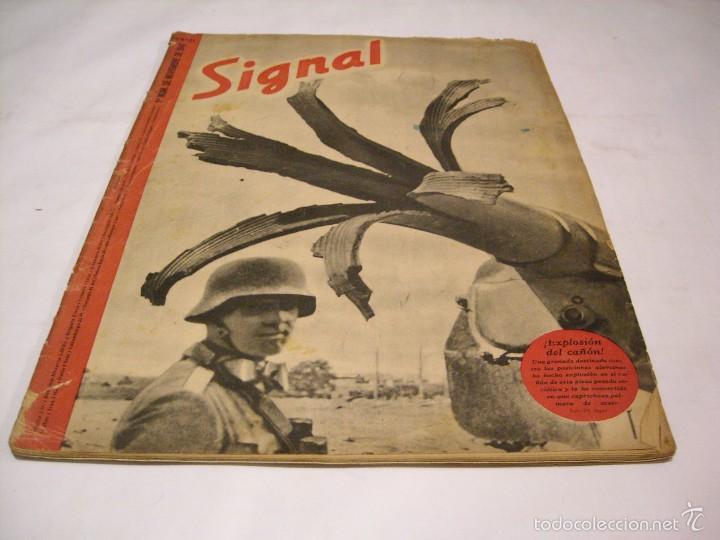 Militaria: Signal; lote de cinco revistas - Foto 5 - 58013532
