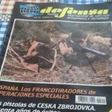Militaria: DEFENSA REVISTA NÚMERO 215. B9R. Lote 58014977