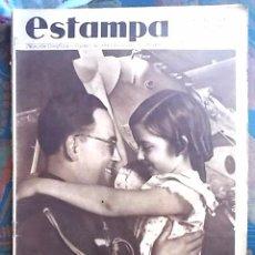 Militaria: ESTAMPA - GUERRA CIVIL - 17 AGOSTO 1936 - NÚM 448. Lote 53722966