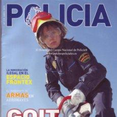Militaria: POLICIA ABRIL DE 2010 REVISTA Nº 233. Lote 58255897