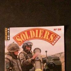 Militaria: SOLDIERS Nº 29-(VER FOTOS). Lote 58587301