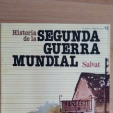 Militaria: HISTORIA DE LA 2ª GUERRA MUNDIAL SALVAT FASCICULO 12. Lote 60164155