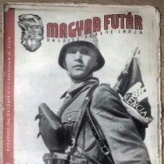DIVISION AZUL - REVISTA HUNGARA - OCTUBRE DE 1941 MUY RARA. PROPAGANDA ALEMANA