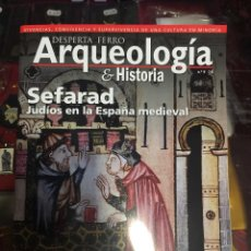 Militaria: DESPERTA FERRO ARQUEOLOGÍA E HISTORIA Nº9. Lote 61537875