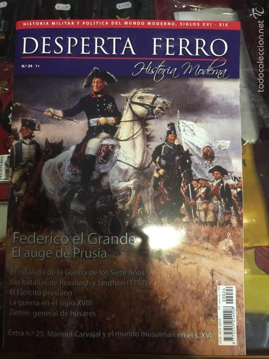 DESPERTA FERRO HISTORIA MODERNA Nº24 (Militar - Revistas y Periódicos Militares)