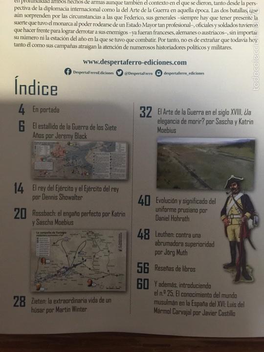 Militaria: Desperta Ferro Historia moderna nº24 - Foto 2 - 110938970