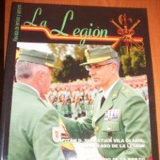 Militaria: LA LEGIÓN. REVISTA DE LOS TECIOS. Nª 514. ENERO 2011. Lote 64225815