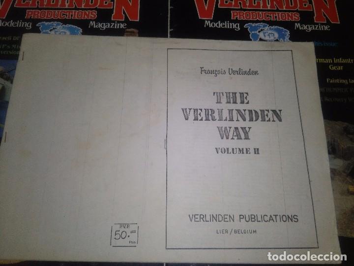 Militaria: Verlinden, productions volumen 1 y 2 - Foto 2 - 64355967