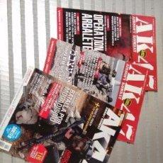 Militaria: LOTE 3 REVISTAS AIRSOFT KOMBAT AK47.. Lote 64844503