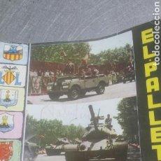 Militaria: REVISTA MILITAR EL PALLETER 1967. Lote 64850933
