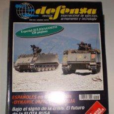 Militaria: REVISTA DEFENSA Nº 195/196 ESPECIAL. Lote 66518014