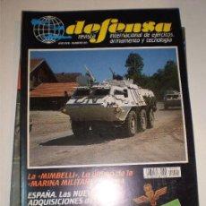 Militaria: REVISTA DEFENSA Nº 201 . Lote 66518190