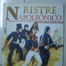 Militaria: REVISTA RISTRE NAPOLEÓNICO, AÑO I, NÚMERO 5, SEPTIEMBRE-OCTUBRE 2004. Lote 68336949