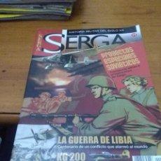 Militaria: HISTORIA MILITAR DEL SIGLO XX. SERGA Nº 71. B5R. Lote 70536725