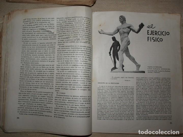 Militaria: Ejercito. Revista Ilustrada de las Armas y Servicios. Ministerio del Ejercito. - Foto 17 - 72168727