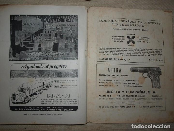 Militaria: Ejercito. Revista Ilustrada de las Armas y Servicios. Ministerio del Ejercito. - Foto 18 - 72168727