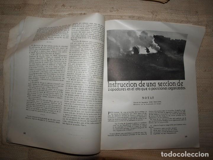 Militaria: Ejercito. Revista Ilustrada de las Armas y Servicios. Ministerio del Ejercito. - Foto 22 - 72168727