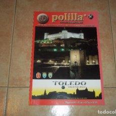 Militaria: REVISTA POLILLA BOLETIN ANTIGUOS ALUMNOS DE LOS COLEGIOS DE LA GUARDIA CIVIL TOLEDO Nº 397 AÑO 2012. Lote 72332215