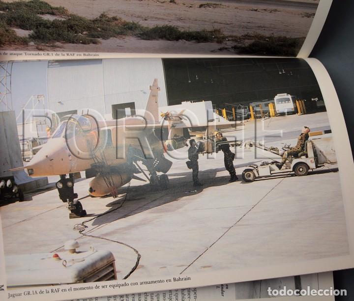 Militaria: LAS FUERZAS AÉREAS DE LA GUERRA DEL GOLFO 1991-EJÉRCITOS Y BATALLAS- OSPREY-TROPAS DE ÉLITE - Foto 3 - 74277155