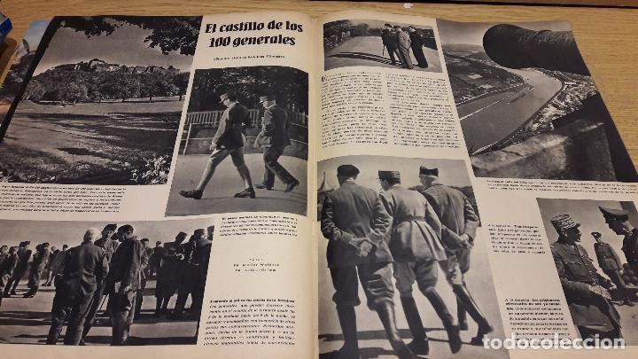 Militaria: SIGNAL. 1ER NUM AGOSTO DE 1941. VORWÄRTS. CON DESGASTE DE LA ÉPOCA. - Foto 7 - 75147863