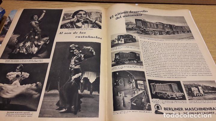 Militaria: SIGNAL. 1ER NUM AGOSTO DE 1941. VORWÄRTS. CON DESGASTE DE LA ÉPOCA. - Foto 8 - 75147863