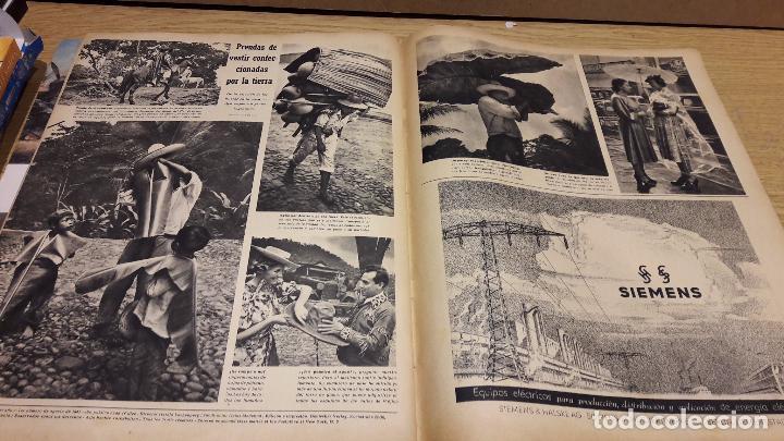 Militaria: SIGNAL. 1ER NUM AGOSTO DE 1941. VORWÄRTS. CON DESGASTE DE LA ÉPOCA. - Foto 10 - 75147863