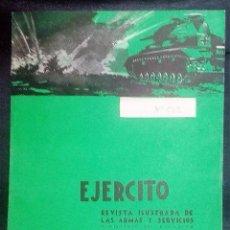 Militaria: REVISTA ILUSTRADA DE LAS ARMAS Y SERVICIOS-MINISTERIO DEL EJERCITO-Nº 272 SEPTIEMBRE-1962.. Lote 76147007