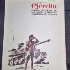 Militaria: REVISTA ILUSTRADA DE LAS ARMAS Y SERVICIOS-MINISTERIO DEL EJERCITO-Nº 290 MARZO-1964.. Lote 76161983