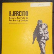 Militaria: REVISTA ILUSTRADA DE LAS ARMAS Y SERVICIOS-MINISTERIO DEL EJERCITO-Nº 291 ABRIL-1964.. Lote 76165399