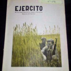 Militaria: REVISTA ILUSTRADA DE LAS ARMAS Y SERVICIOS-MINISTERIO DEL EJERCITO-Nº 293 JUNIO-1964.. Lote 76168467