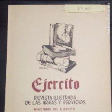 Militaria: REVISTA ILUSTRADA DE LAS ARMAS Y SERVICIOS-MINISTERIO DEL EJERCITO-Nº 300 ENERO-1965.. Lote 76182879
