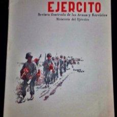 Militaria: REVISTA ILUSTRADA DE LAS ARMAS Y SERVICIOS-MINISTERIO DEL EJERCITO-Nº 313 FEBRERO-1966.. Lote 76184263