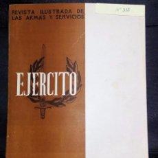Militaria: REVISTA ILUSTRADA DE LAS ARMAS Y SERVICIOS-MINISTERIO DEL EJERCITO-Nº 315 ABRIL-1966.. Lote 76192019