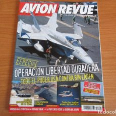 Militaria: REVISTA AVIACION: AVION REVUE Nº 233. Lote 151183694