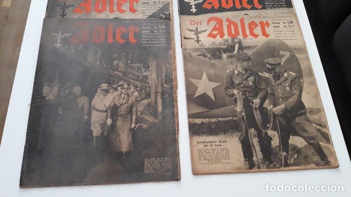 Militaria: Revistas Der Adler - Foto 2 - 80101713