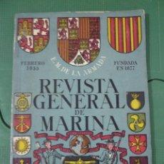 Militaria: REVISTA GENERAL DE MARINA 46 NUMEROS. Lote 114108466
