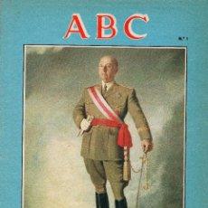 Militaria: SUPLEMENTO ABC, VIDA DE FRANCO Nº1. Lote 81229440