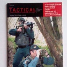 Militaria: TACTICAL Nº 6 (2008) PUBLICACIÓN PROFESIONAL POLICIAL. Lote 82367532