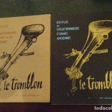 Militaria: REVISTAS FRANCESAS 1959LE TROMBLOM. Lote 84439968
