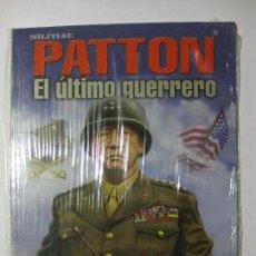 Militaria: PATTON EL ÚLTIMO GUERRERO GENERAL ESTADOS UNIDOS SEGUNDA GUERRA MUNDIAL NORTE DE ÁFRICA ARDENAS. Lote 85144144
