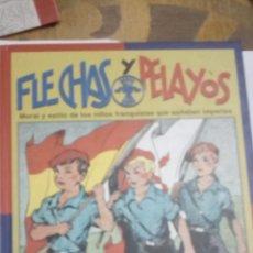 Militaria: FLECHAS Y PELAYOS. Lote 85191888