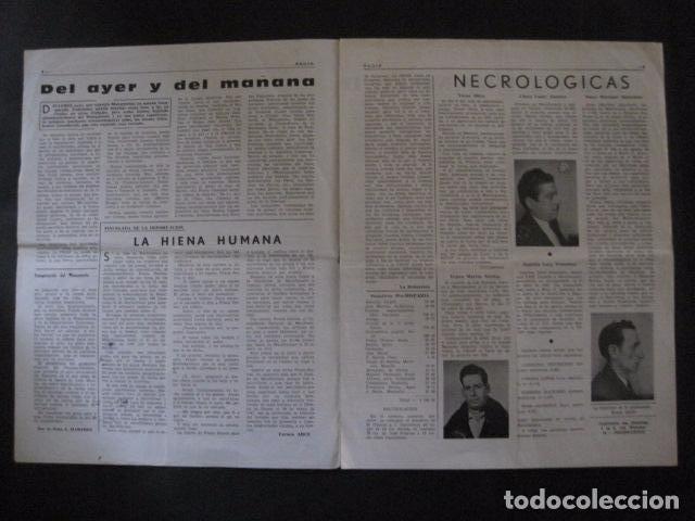 Militaria: HISPANIA- REVISTA DEPORTADOS E INTERNADOS POLITICOS - NUM. 32 - AÑO 1969 - VER FOTOS-(V- 10.931) - Foto 2 - 86156088