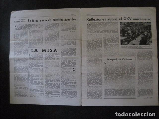 Militaria: HISPANIA- REVISTA DEPORTADOS E INTERNADOS POLITICOS - NUM. 36 - AÑO 1970 - VER FOTOS-(V- 10.932) - Foto 2 - 86156152