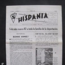 Militaria: HISPANIA- REVISTA DEPORTADOS E INTERNADOS POLITICOS - NUM. 73 - AÑO 1982 - VER FOTOS-(V- 10.933). Lote 86156204