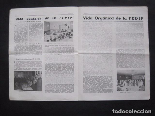 Militaria: HISPANIA- REVISTA DEPORTADOS E INTERNADOS POLITICOS - NUM. 64- AÑO 1979 - VER FOTOS-(V- 10.934) - Foto 4 - 86156316