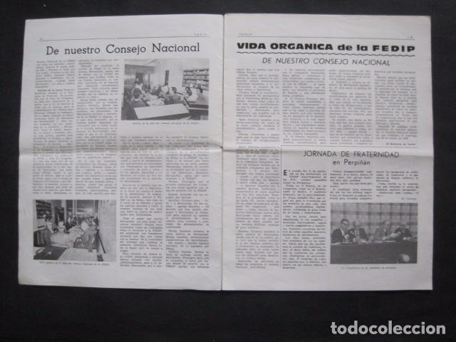 Militaria: HISPANIA- REVISTA DEPORTADOS E INTERNADOS POLITICOS - NUM. 64- AÑO 1979 - VER FOTOS-(V- 10.934) - Foto 5 - 86156316