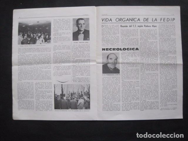 Militaria: HISPANIA- REVISTA DEPORTADOS E INTERNADOS POLITICOS - NUM. 64- AÑO 1979 - VER FOTOS-(V- 10.934) - Foto 6 - 86156316