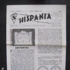 Militaria: HISPANIA- REVISTA DEPORTADOS E INTERNADOS POLITICOS - NUM. 83 - AÑO 1985 - VER FOTOS-(V- 10.936). Lote 86157164