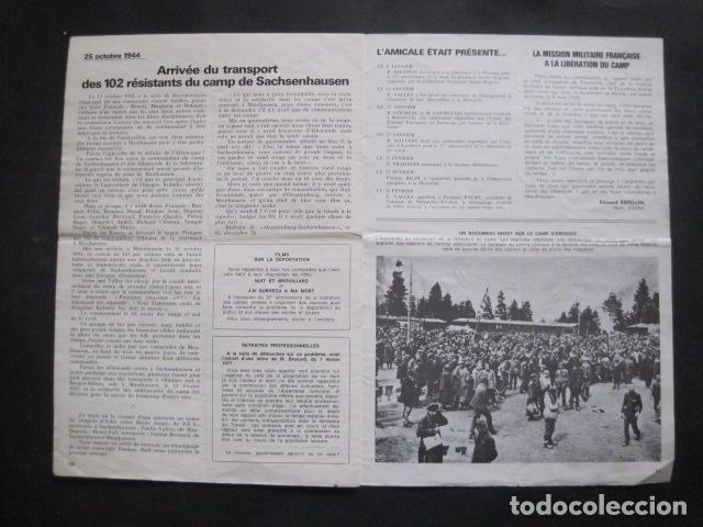 Militaria: MAUTHAUSEN - REVISTA DEPORTADOS E INTERNADOS POLITICOS - NUM. 184 - AÑO 1977 - VER FOTOS-(V- 10.940) - Foto 6 - 86157848